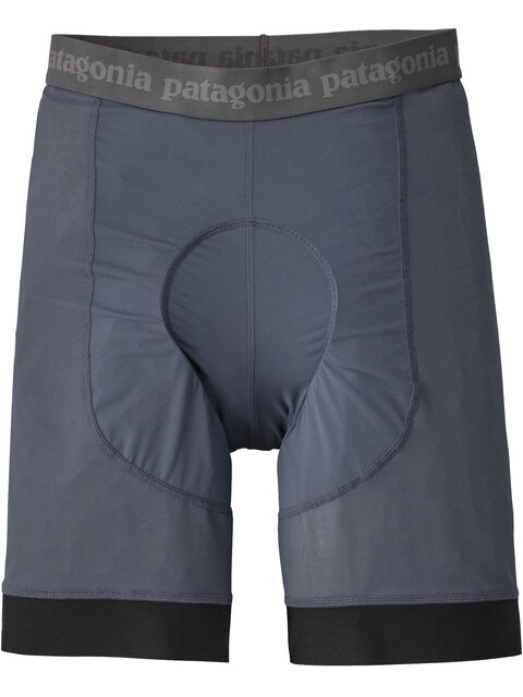 Patagonia M's Endless Ride Liner Shorts Dolomite Blue